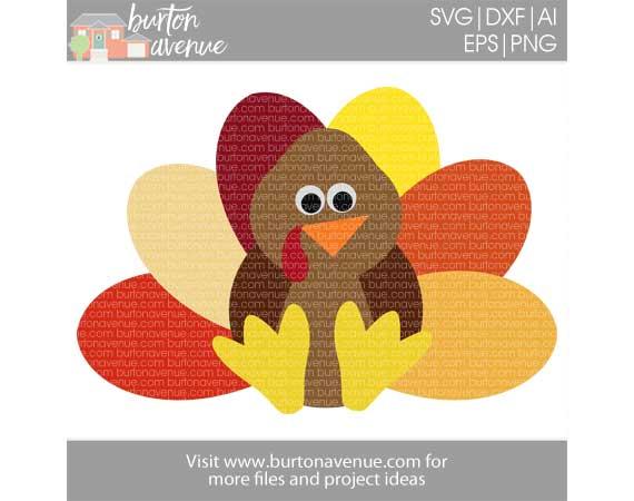 Turkey Cut File Burton Avenue