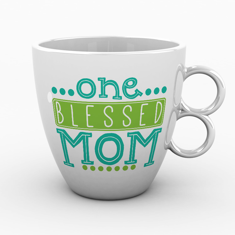 One Blessed Mom