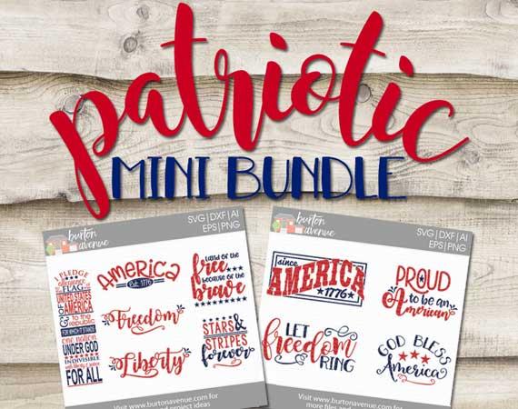 Patriotic Mini Bundle