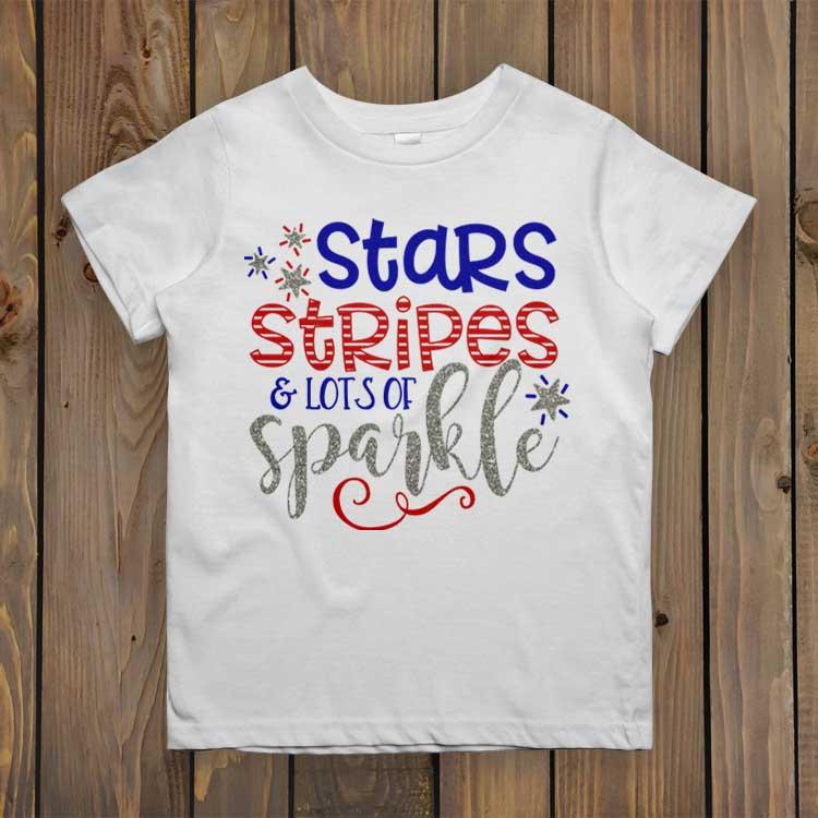 Stars Stripes & Lots of Sparkle