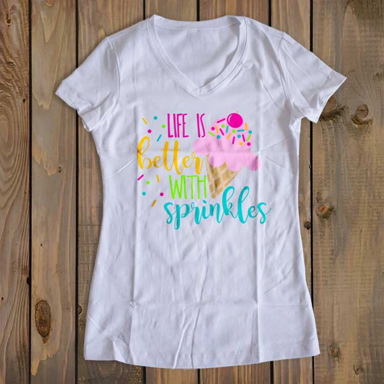 Life is Better with Spinkles