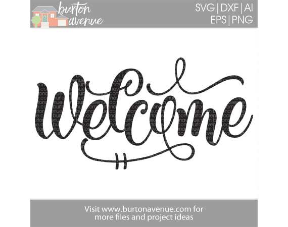 Welcome w/Flourish