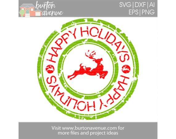 Holidays & Seasons Stamp Bundle