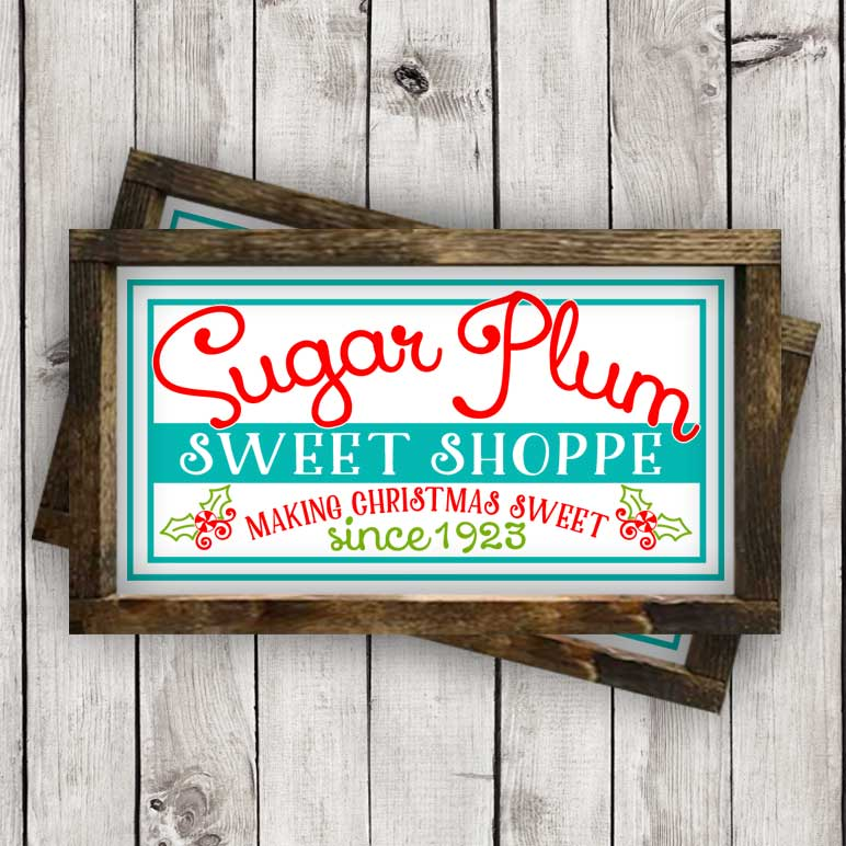 Sugar Plum Sweet Shoppe