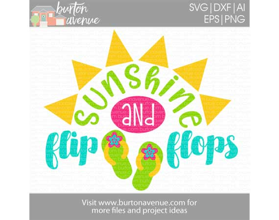 Sunshine and Flip Flops
