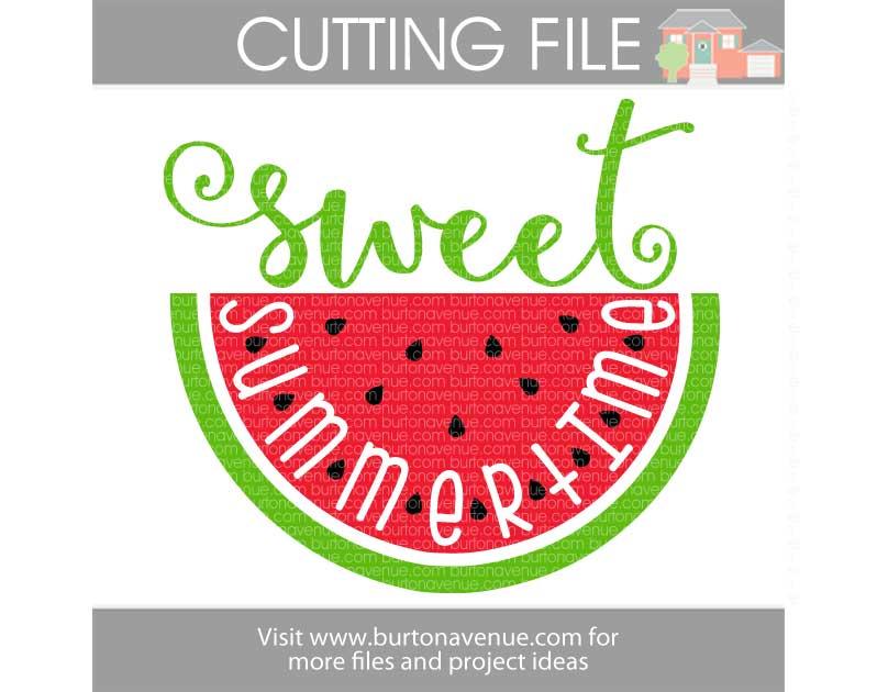 Sweet Summertime w/Watermelon