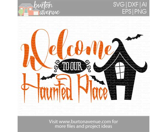 Welcome to our Haunted Place