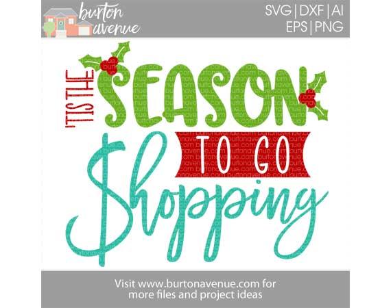 'Tis the Season to go Shopping