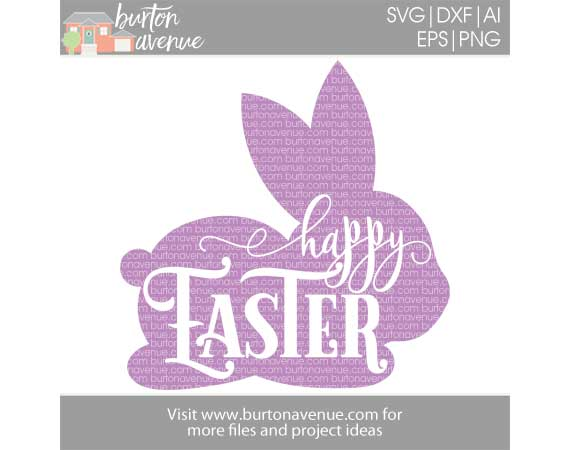 Happy Easter in Bunny