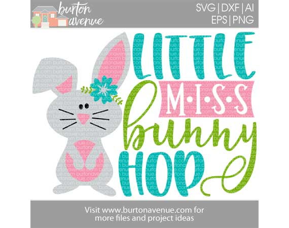 22+ Little Miss Bunny Hop Crafter Files