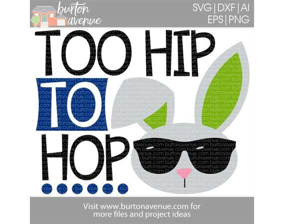 Too Hip to Hop
