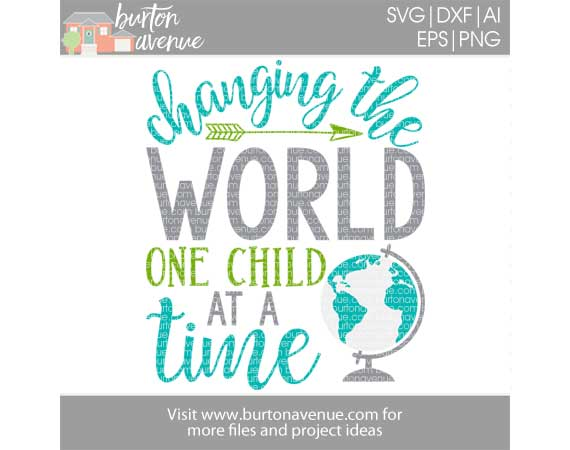 Changing the World One Child at a Time