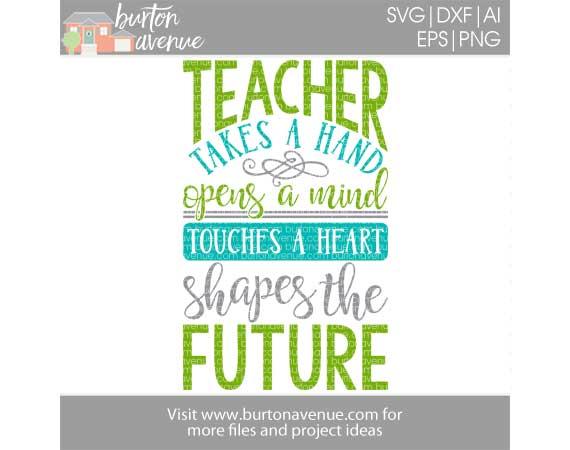 Teacher Shapes the Future