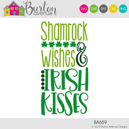 Shamrock Wishes & Irish Kisses