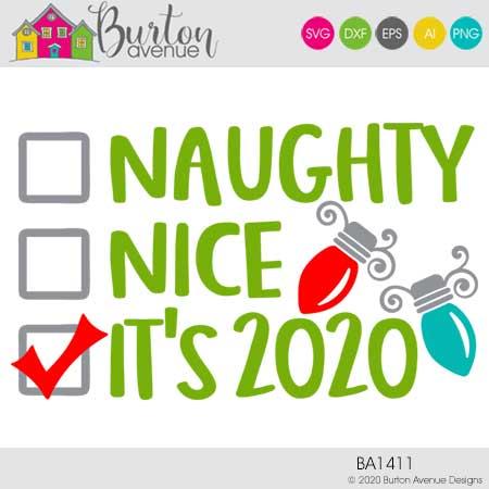 Naughty Nice It's 2020
