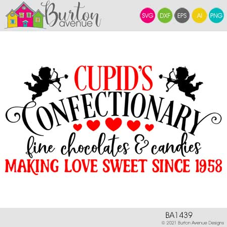 Cupids Confectionary