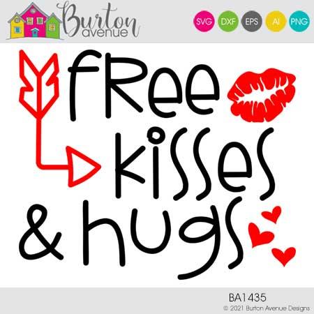 Free Kisses & Hugs