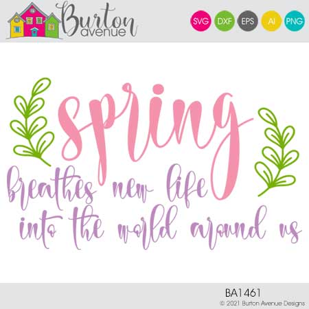 Spring Breathes New Life