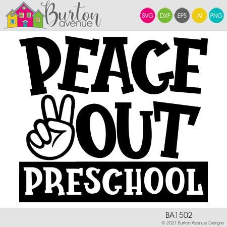 Peace Out Preschool