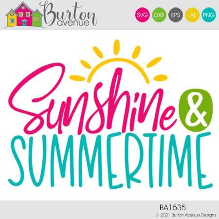 Sunshine & Summertime