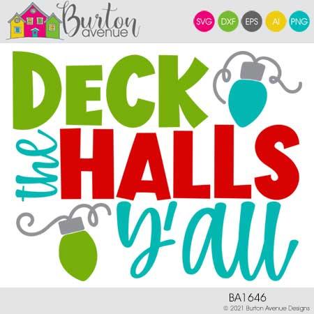 Deck the Halls Y'all