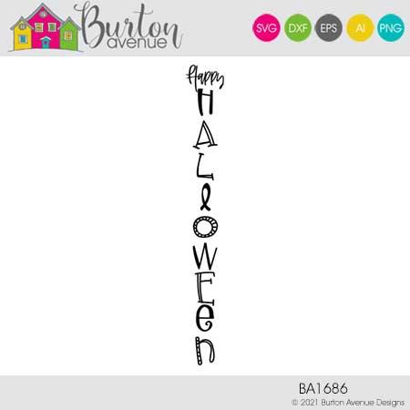 Halloween Porch Sign Bundle